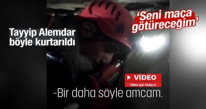 Mahmut Tayyip Alemdar böyle kurtarıldı