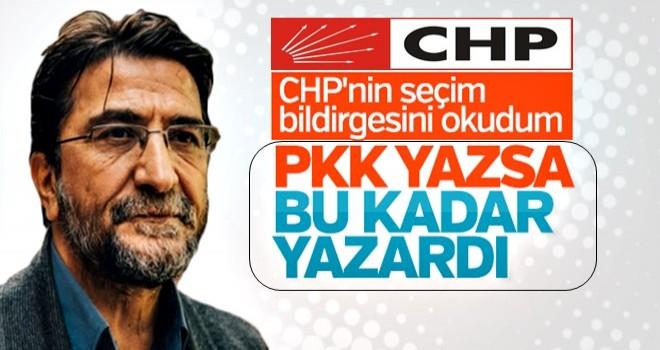 Nihat Genç'ten Kemal Kılıçdaroğlu'na salvolar
