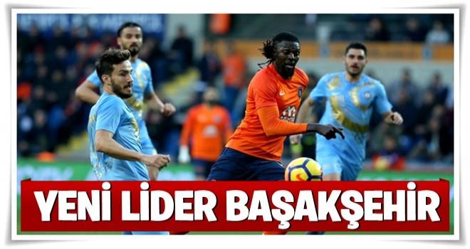 Medipol Başakşehir Osmanlıspor'u 1-0 Yendi, Liderlik Koltuğuna Oturdu
