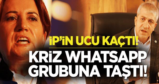 İYİ Parti'de liste krizi: Yavuz Temizer gruptan atıldı