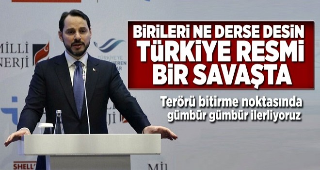 Bakan Albayrak: Türkiye hedeflerine kadın erkek, yekvücut olarak ilerliyor .
