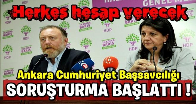 Harekat sonrası Pervin Buldan ve Sezai Temelli'ye şok!