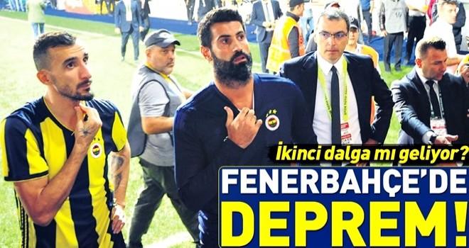 Fenerbahçe'de deprem! Volkan Demirel, Aatif ve Nabil Dirar süresiz kadro dışı kaldı! .