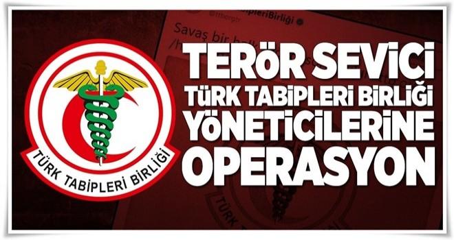 Türk Tabipler Birliği (TTB) yöneticileri hakkında gözaltı kararı verildi
