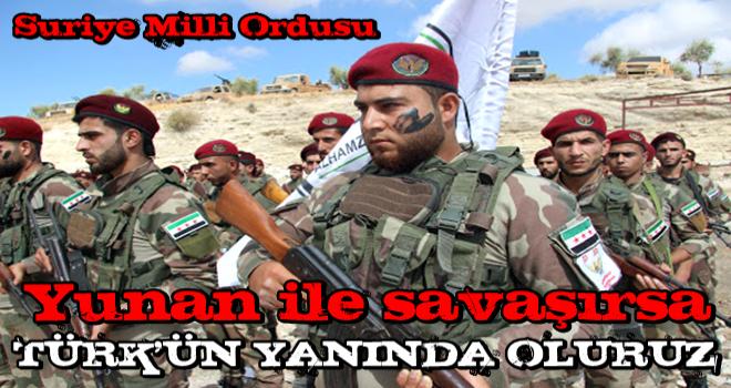 SMO desteğini açıkladı: Yunanistan ile savaşırsa Türk'ün yanında oluruz