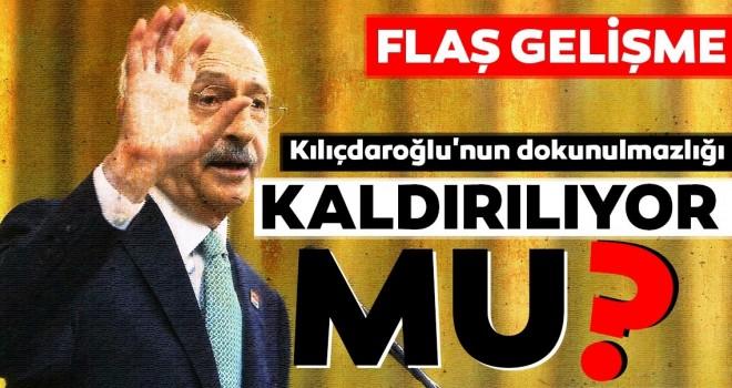 Dokunulmazlık dosyaları Meclis'e geldi! Aralarında Kemal Kılıçdaroğlu da var