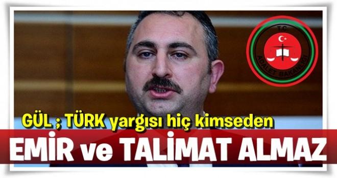 Bakan Gül: Algı operasyonlarına müsaade etmeyeceğiz