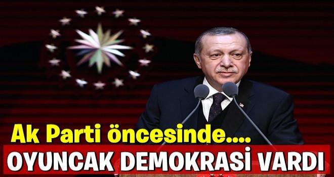 AK Parti'nin 18 yılını değerlendiren Eğitimci-Yazar Ali Erkan Kavaklı: AK Parti öncesinde oyuncak demokrasi vardı