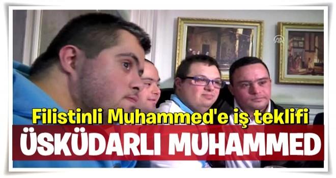 Muhammed'e iş teklifi