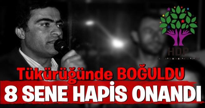 HDP'li milletvekili Abdullah Zeydan'a 8 yıl hapis cezası onandı