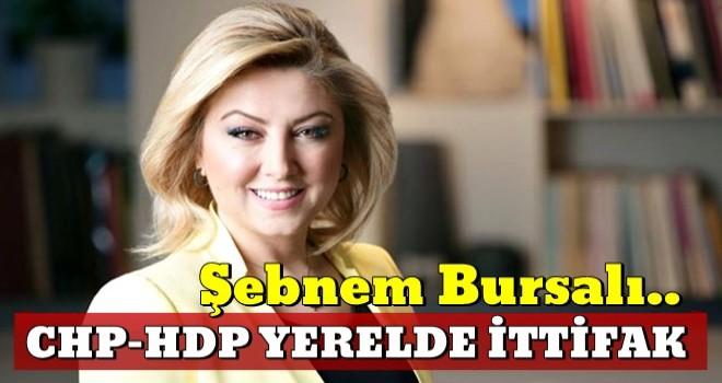 CHP-HDP yerelde ittifak.!!