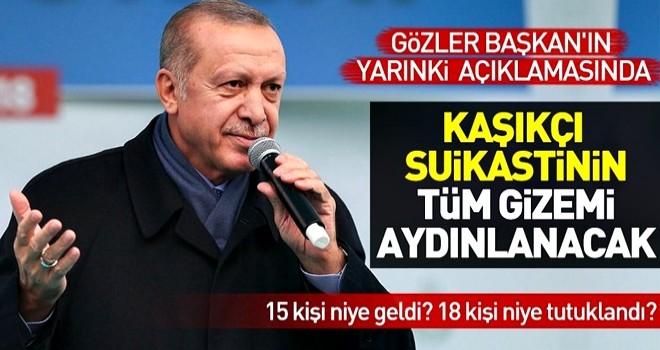 Başkan Erdoğan'dan Cemal Kaşıkçı açıklaması