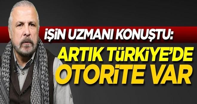 Mete Yarar: Artık Türkiye'de otorite var
