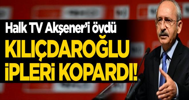 Kılıçdaroğlu Halk TV'nin fişini çekiyor!