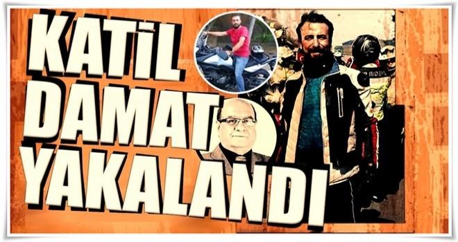 Akit gazetesi Genel Yayın Yönetmeni Kadir Demirel'i öldüren Cemil Karanfil yakalandı