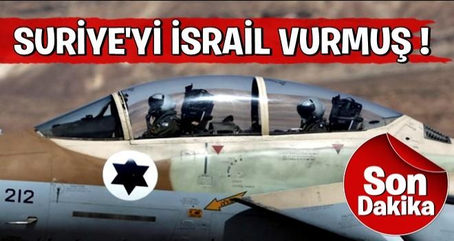 Rusya: Füze saldırısını İsrail düzenledi