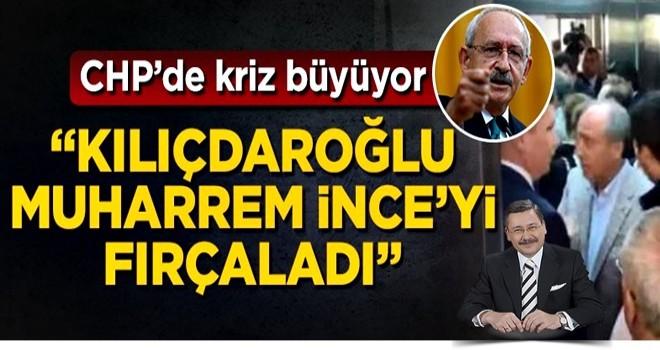 Gökçek'ten bomba iddia: Kılıçdaroğlu Muharrem İnce'yi fırçaladı