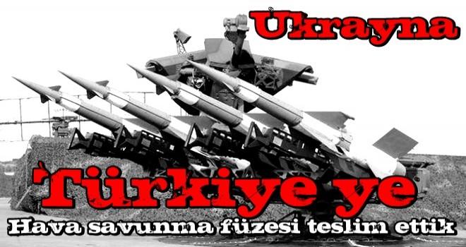 """Resmen duyurdular: """"Türkiye'ye S-125 hava savunma füzesi teslim ettik"""""""