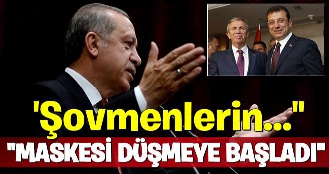 Başkan Erdoğan'dan CHP'li Belediyelere tepkİ
