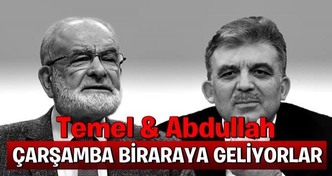 Saadet Partisi, Abdullah Gül ile görüşüyor
