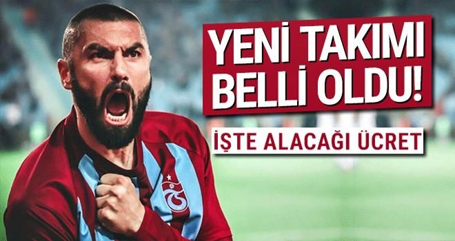 Burak Yılmaz Beşiktaş'la anlaştı! İşte alacağı ücret