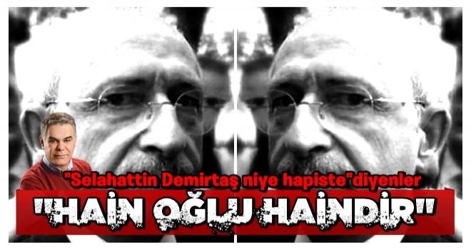 Demirtaş dışarı, Erdoğan içeri mi?