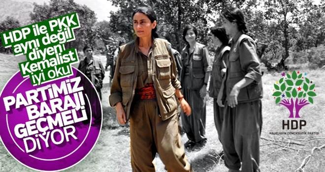 PKK, 24 Haziran'da HDP'ye oy istedi
