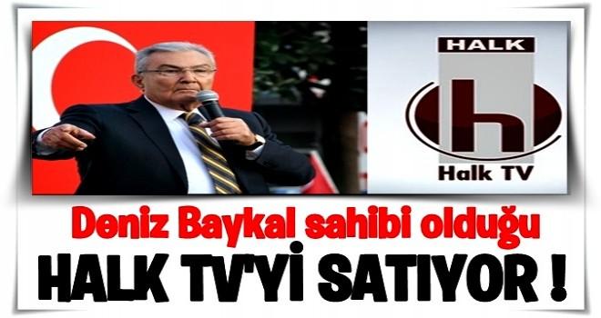 CHP medyasında büyük şok! Halk TV satışa çıkartıldı...