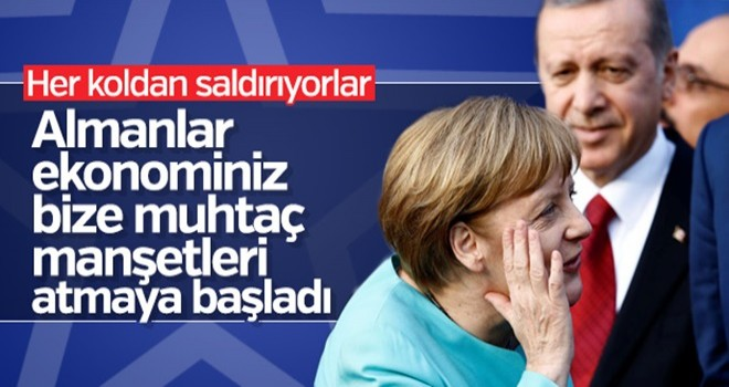Alman gazetelerinde konu Türkiye ekonomisi