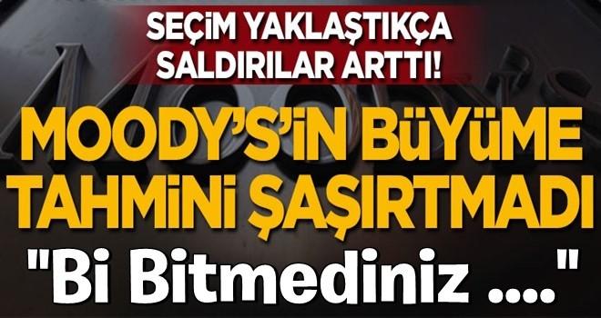 Moody's Türkiye'nin büyüme beklentisini yarıya indirdi