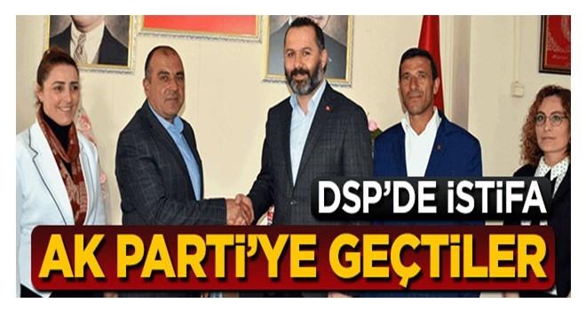 DSP'den seçilen meclis üyeleri AK Parti'ye geçti