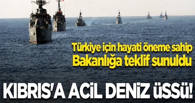 Türkiye'de için hayati öneme sahip! Bakanlığa sunuldu