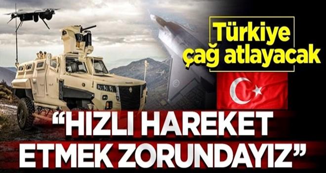 Türkiye savunma sanayii alanında atağa kalkacak!