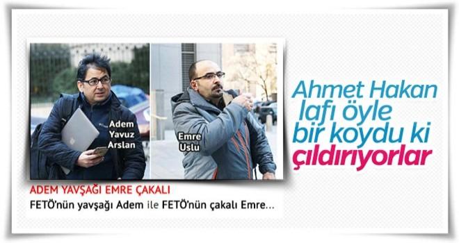 Ahmet Hakan lafı gediğine oturttu