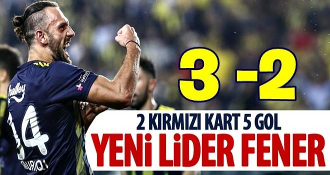 Fenerbahçe, Kasımpaşa'yı yendi!