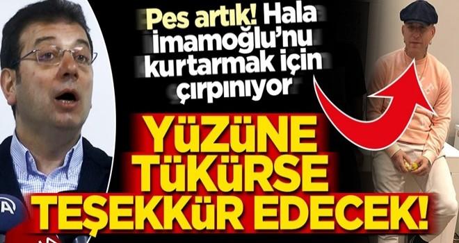 Gökhan Özoğuz, Ekrem İmamoğlu'nu kurtarmak için çırpınıyor!