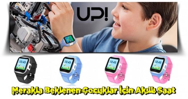 Merakla Beklenen Çocuklar İçin Akıllı Saat