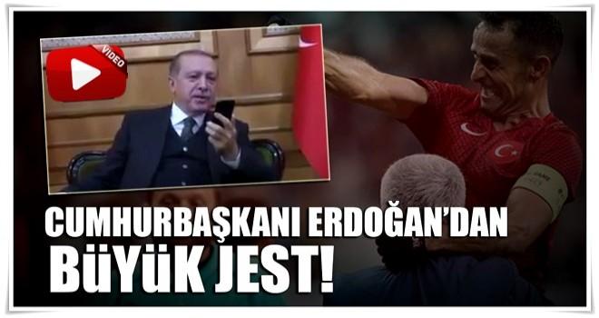 Erdoğan toplantıyı yarıda kesti onu aradı
