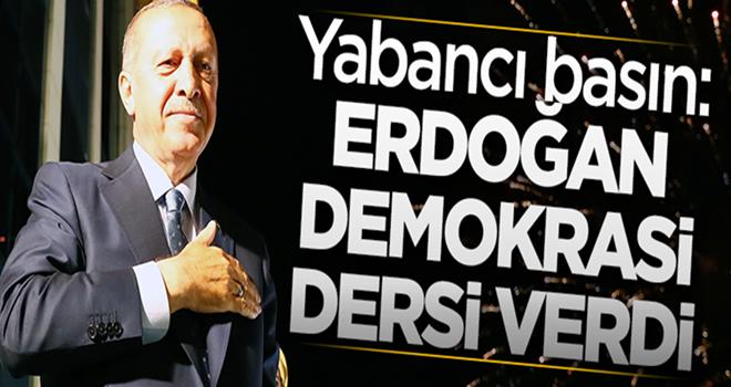 Rus basını Erdoğan'ın zaferini memnuniyetle karşıladı