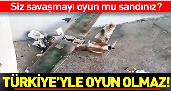 Şırnak'ta hain saldırı girişimi engellendi