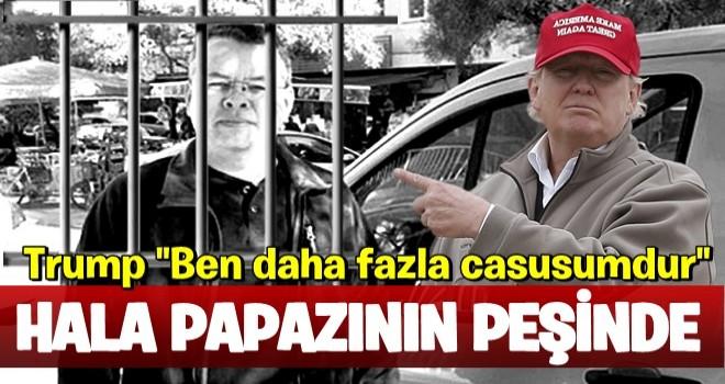 Trump'tan küstah Türkiye açıklaması!