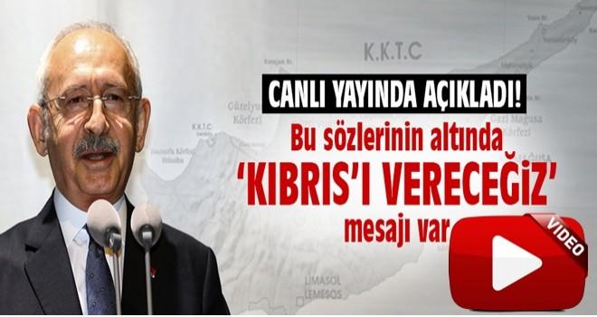 Kemal Kılıçdaroğlu AB ne isterse yapacakmış...