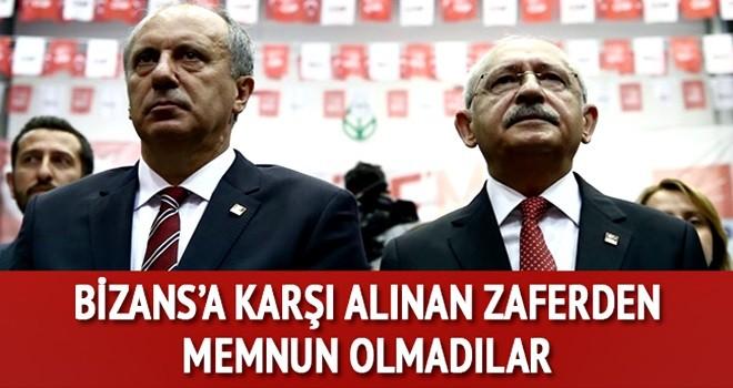 İnce ve Kılıçdaroğlu Malazgirt Zaferi hakkında tek kelime etmedi