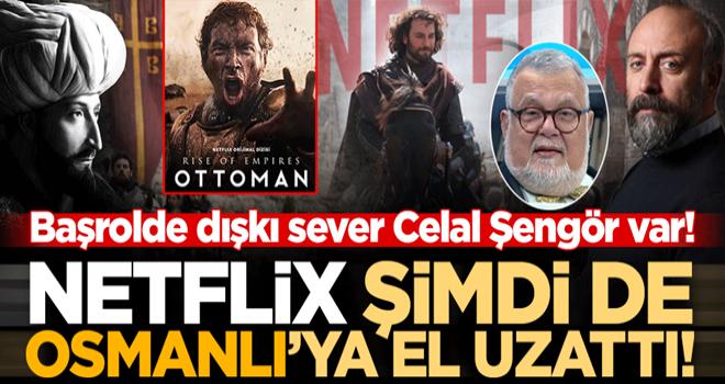 Netflix'ten yeni 'Osmanlı dizisi'! Dışkı sever Celal Şengör'ün görüşleriyle İstanbul'un Fethi'ni anlatacaklar