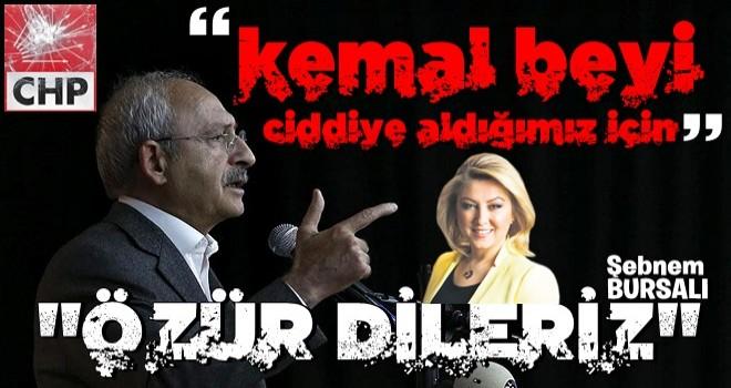 Kemal Bey'i ciddiye aldığımız için özür dileriz!