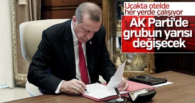 AK Parti'de milletvekilliğiyle ilgili son durum