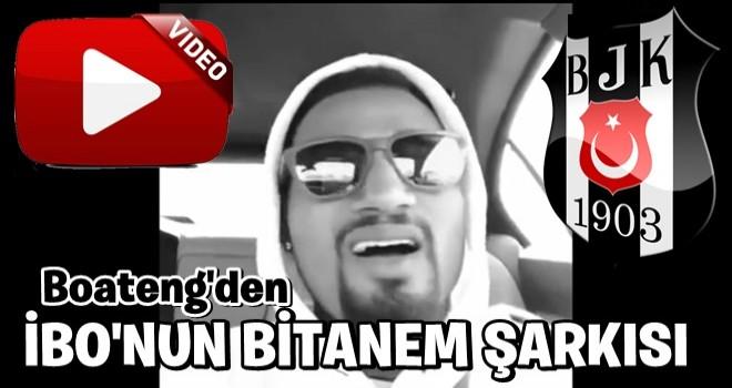 Boateng'den ilk açıklama!