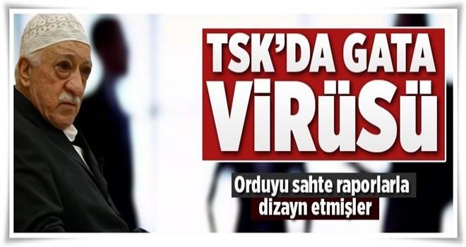 TSK'da GATA virüsü .