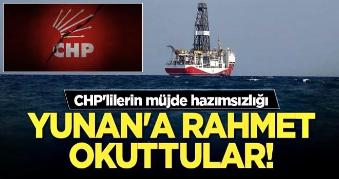 Yunan'dan beter çıktılar! CHP'lilerin müjde hazımsızlığı