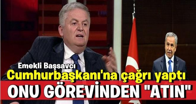 Ahmet Zeki Üçok'tan Erdoğan'a flaş çağrı...